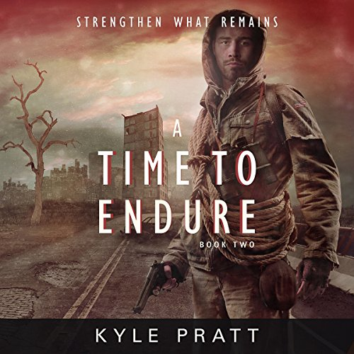 A Time to Endure audiobook cover art