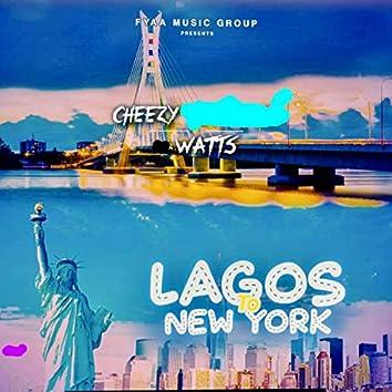 Lagos to New York
