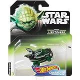 Hot Wheels Star Wars Yoda Lightsaber Series, Vehicle