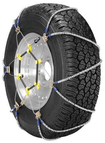 Security Chain Company ZT751 Super Z LT Light Truck and SUV Tire Traction Chain - Set of 2