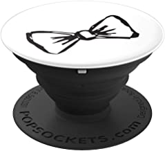 Cute Bowtie Drawing / Apparel Accessory - PopSockets Grip and Stand for Phones and Tablets