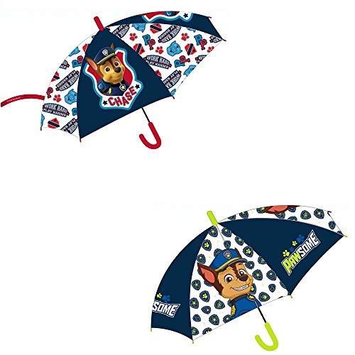 Les Colis Noirs LCN - Parapluie Pat Patrouille - Modèle Aléatoire - Protection Pluie Enfant - 267