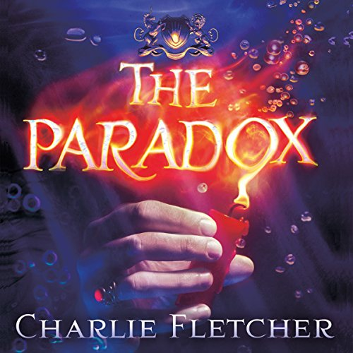 The Paradox Audiobook By Charlie Fletcher cover art