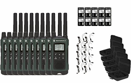 Motorola Talkabout T465 Two-Way Radios / Walkie Talkies