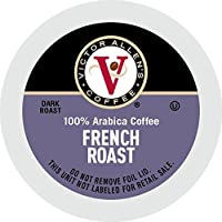 80-Count Victor Allen Coffee French Roast Single Serve K-Cup (28.22 oz)