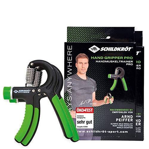Schildkröt 2er Set Handmuskeltrainer PRO Functional Training Zirkeltraining