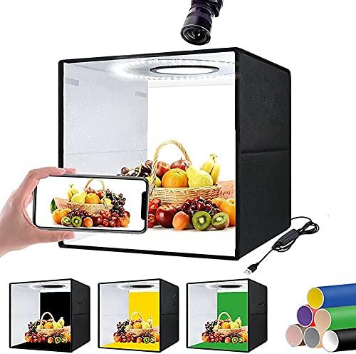 caja de luz 80×80 fotografia de la marca GLURIZ