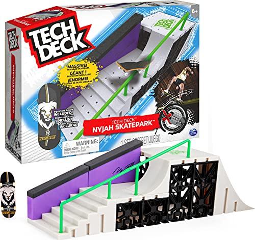 Image of TECH DECK, Nyjah Skatepark...: Bestviewsreviews