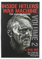 Inside Hitlers War Machine 2: The Axis of Change [DVD] [Import]