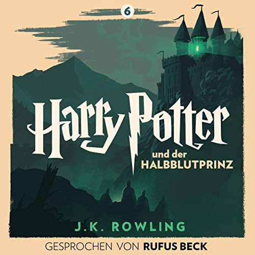 Harry Potter und der Halbblutprinz - Gesprochen von Rufus Beck     Harry Potter 6              By:                                                                                                                                 J.K. Rowling                               Narrated by:                                                                                                                                 Rufus Beck                      Length: 22 hrs and 54 mins     1 rating     Overall 5.0
