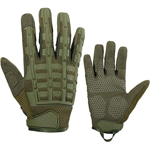YOSUNPING Tactical Rubber Knuckl...