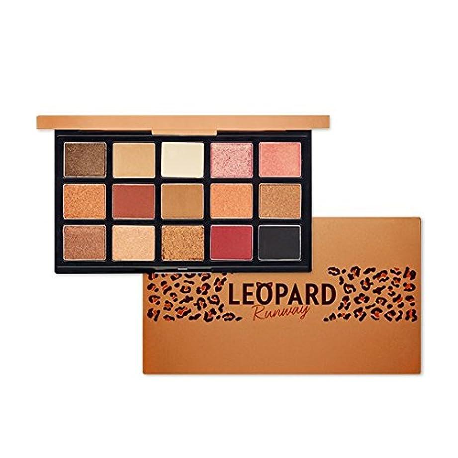 限り口述根拠ETUDE HOUSE Play Color Eye Palette - Leopard Runway/エチュードハウスプレイカラーアイパレット - レオパードランウェイ [並行輸入品]