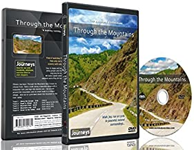 Fitness Journeys -Through the Mountains, for indoor walking, treadmill and cycling workouts