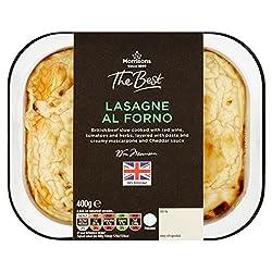 Morrisons The Best Lasagne Al Forno, 400g