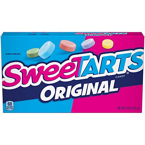 10-Pack of 5-Oz SweeTARTS Original Candy Theater Box $5 w/ Subscribe & Save