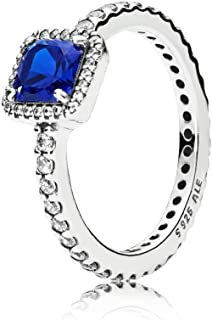Pandora 潘多拉 女士戒指 锆石 戒指尺寸 52(16.6)190947NBT-52