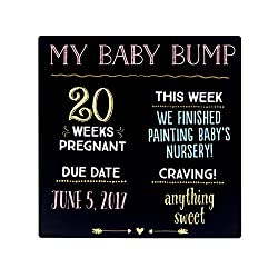 creative ways to document pregnancy
