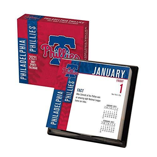 TURNER Sports Philadelphia Phillies 2021 Box Calendar (21998051412)