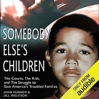 Somebody Else's Children audiobook cover art
