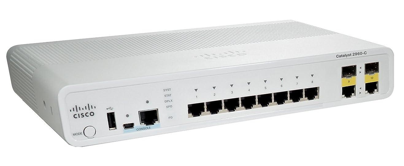 Cisco Catalyst 2960C-8PC-L Switch
