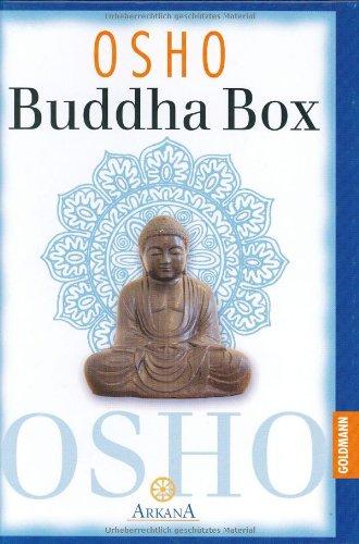 Buddha Box: 53 Meditationskarten für innere Ruhe und Gelassenheit