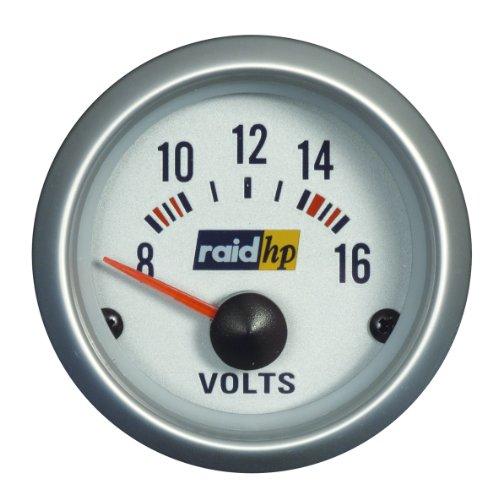 Raid HP Silver Line 660233 Voltmètre