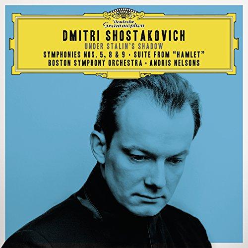 ショスタコーヴィチ:交響曲第5番、第8番&第9番、他