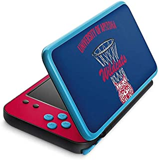 Skinit Decal Gaming Skin for 2DS XL (2017) - Officially Licensed College Arizona Wildcats Net Design