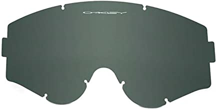 Oakley L-Frame MX Replacement Lens (Dark Grey, One Size)