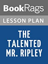 Lesson Plans The Talented Mr. Ripley