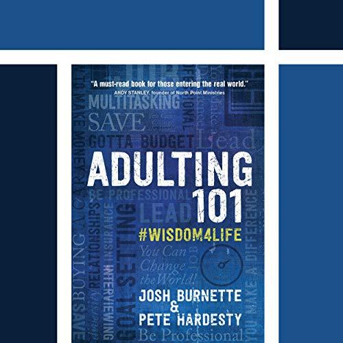 Adulting 101: #Wisdom4Life (Hardcover)...