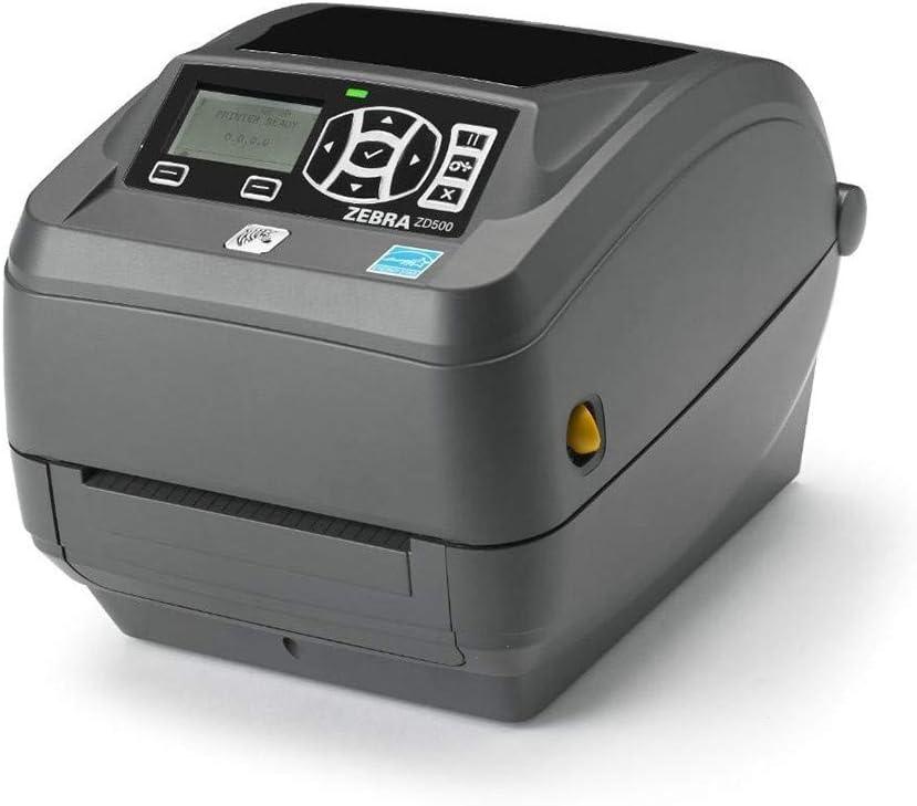 ZD50042-T012R1FZ Zebra ZD500R Thermal ショップ Printer RFID Transfer 定価の67%OFF R