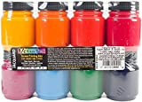 Jacquard Screen Printing Ink 2 Versatex Starter Sets, None 8