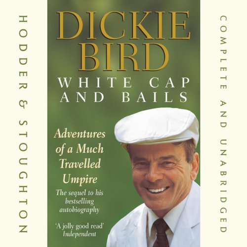 White Cap and Bails audiobook cover art