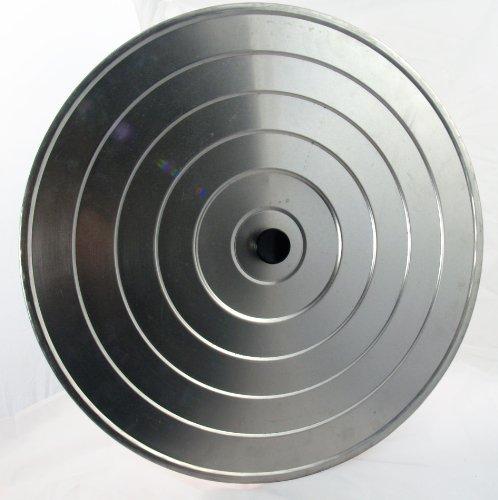 Garcima Aluminio Tapa, 70cm
