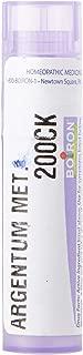 Boiron Argentum Metallicum 200ck, 80 Count