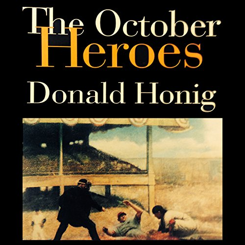 The October Heroes audiobook cover art