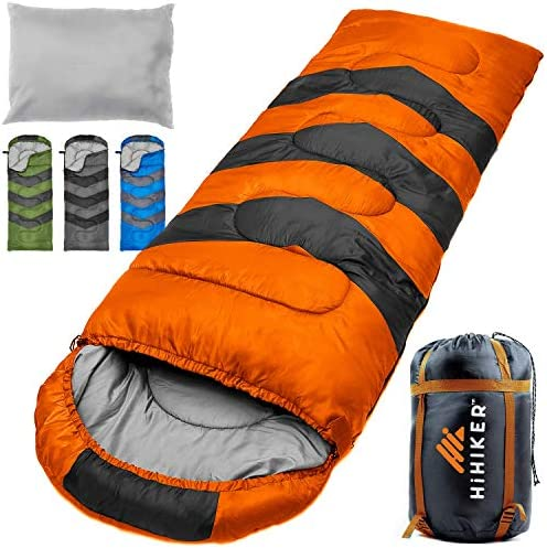 Top 10 Best sleeping bags for camping Reviews