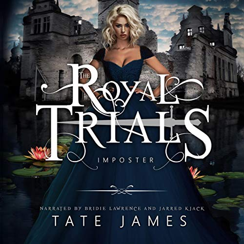 The Royal Trials: Imposter cover art