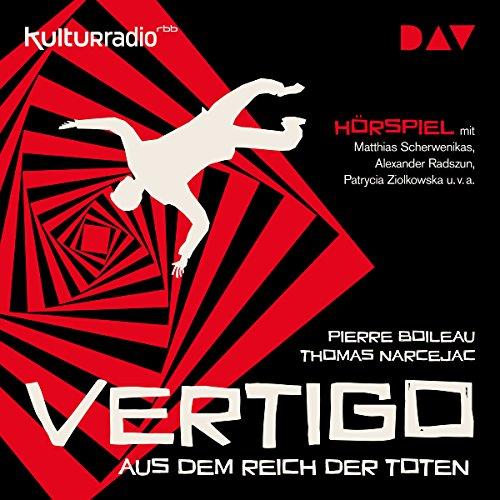 Vertigo. Aus dem Reich der Toten cover art