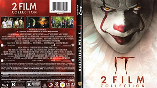 IT: Chapter One And Two [Blu-ray]