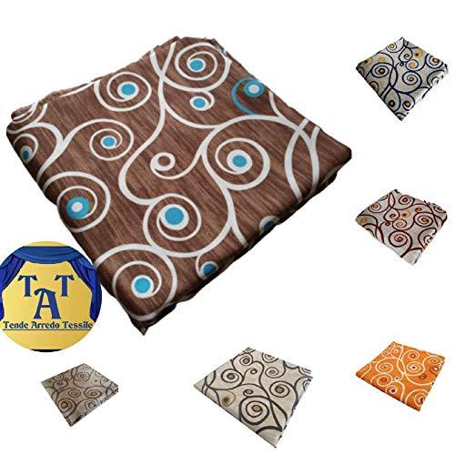 Generico - Tela de tapicería de algodón de 280 cm x 280 cm para cubrir todo tipo de faldones y fundas de sillas