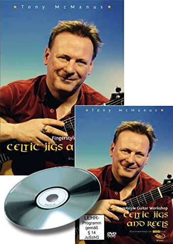 Celtic Jigs and Reels: Fingerstyle Guitar Workshop, m. DVD