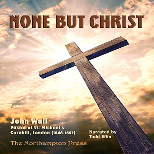 None but Christ audiobook cover art