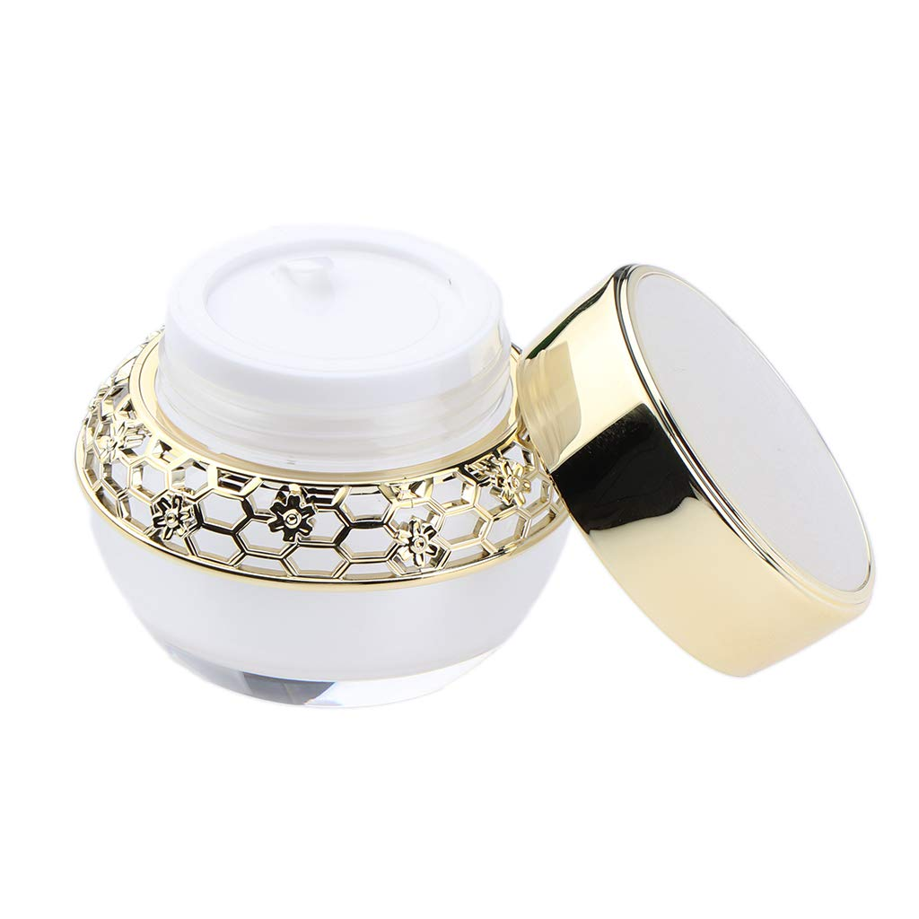 Ranking TOP18 harayaa Empty Sale special price Acrylic Cosmetic Reusable Jars Containers For
