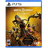 Mortal Kombat 11 Ultimate for Playstation 5 by WB Games