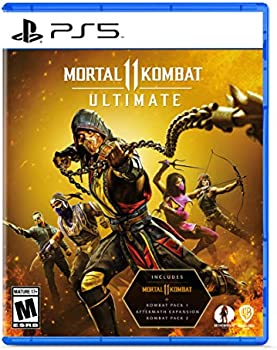 Mortal Kombat 11 Ultimate for PS5 or Xbox Series X
