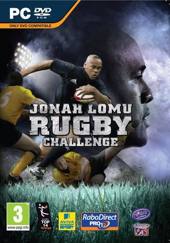 Jonah Lomu Rugby Challenge PC (9312590140365)