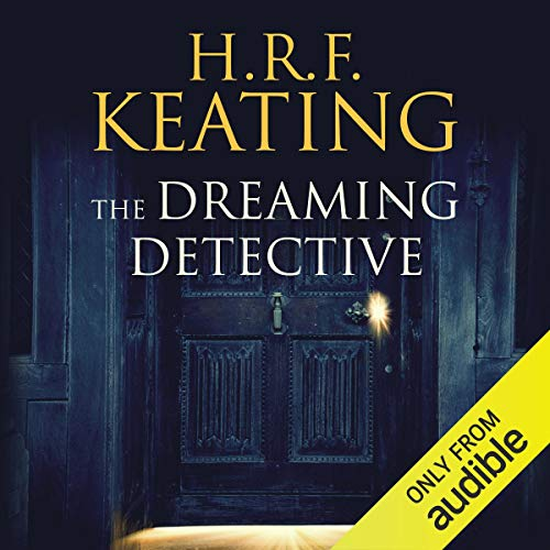 The Dreaming Detective cover art