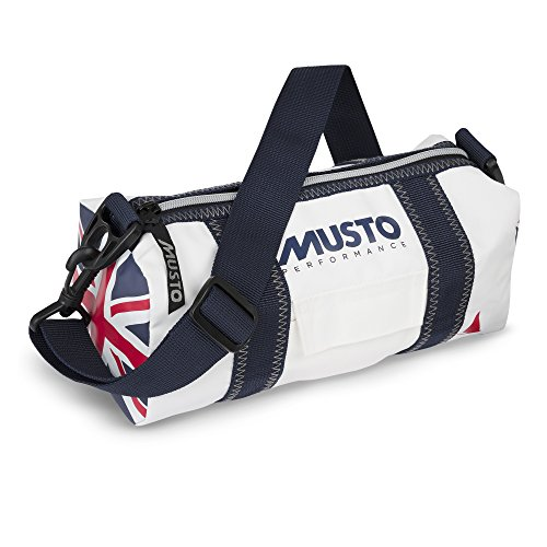 Musto Genoa Mini Carryall - GBR White